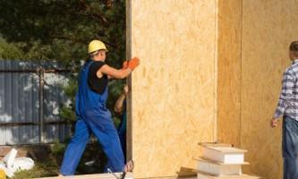 Методы энергоэффективного строительства. Сип и каркасные дома