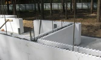 Методы энергоэффективного строительства. Термодом – использование несъемной опалубки
