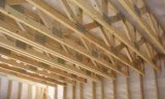 Межэтажные перекрытия – проблема выбора