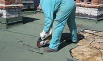 Мягкая кровля для покрытия крыш