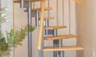 Модульные лестницы для дома