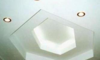 Монтаж подвесного потолка из гипсокартона — нюансы установочного процесса