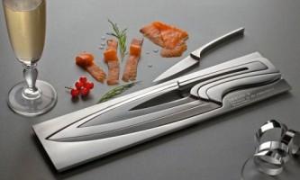 Набор ножей: все - в одном!