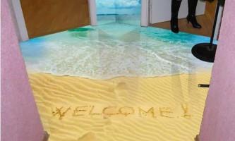 Наливные полы 3d технология, устройство, монтаж и цены
