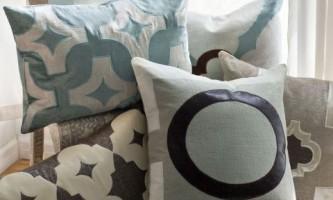Новая коллекция стильных подушек: что в моде будущей осенью?