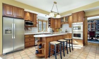 Новая кухня: покупаем мебель