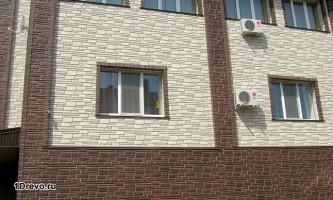 Облицовочные материалы для фасадов деревянных домов