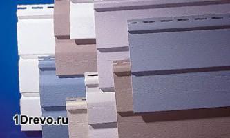 Обшивка бревенчатого дома сайдингом для отделки