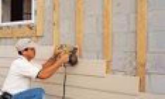 Обшивка стен сайдингом – ремонт и обшивка стен сайдингом своими руками