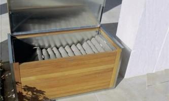 Очаровательный сундук для хранения (фото)