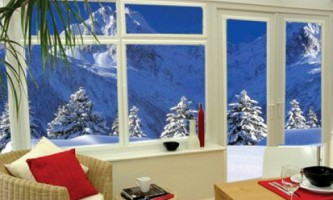 Окна: как уменьшить теплопотери?