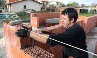 Особенности кладки стен из керамоблоков