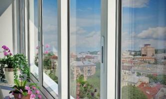 Остекление лоджий и балконов алюминиевым профилем: делаем сами