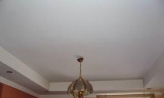 Отзывы о натяжных тканевых потолках