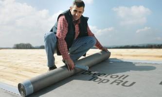 Паро- и гидробарьеры для крыши