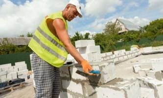 Плотность и толщина газобетона. Как выбирать стеновые блоки для строительства