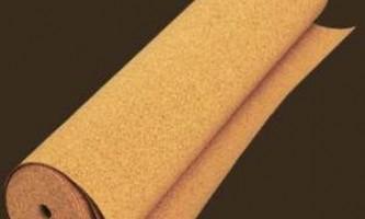 Подкладка под линолеум: зачем она нужна и какую лучше выбрать