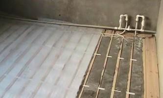 Подложка под ламинат на теплый водяной пол – как выбрать хороший материал