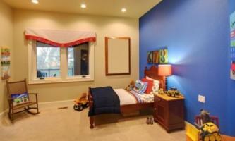 Правила освещения детской комнаты
