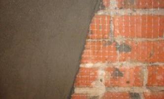 Правильное оштукатуривание стен