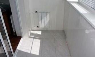 Утепление пола на балконе и лоджии — дополнительный комфорт