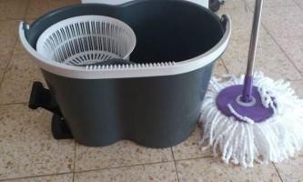 Приспособления для мытья пола: виды и особенности использования