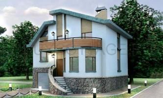 Проекты кирпичных домов — строим долговечный дом!
