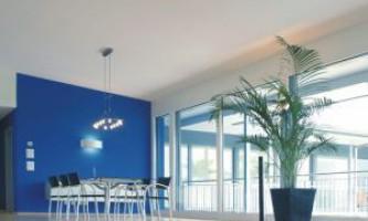 Производители тканевых натяжных потолков — особенности производства потолочных покрытий