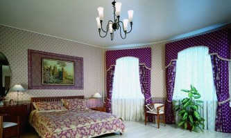Рекомендации как выбрать матовые натяжные потолки