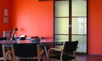 Рекомендации по установке межкомнатных раздвижных дверей