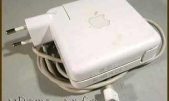 Ремонт адаптера питания ноутбука apple magsafe 85w