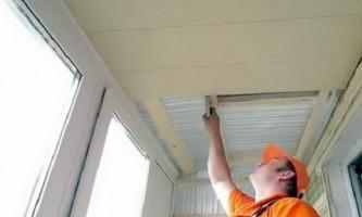 Руководство по гидроизоляции потолка