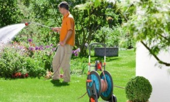 Сад: особенности летнего полива