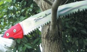 Садовые пилы: виды и назначение