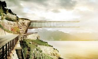 Самый необычный музей мира построят в швейцарии (фото)