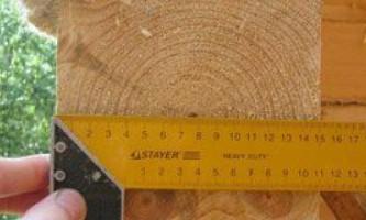 Секреты утепления дома из бруса 150х150 мм