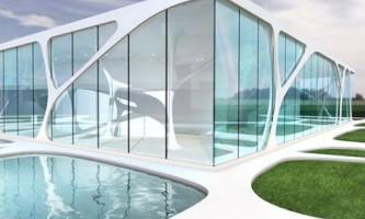 Семь самых красивых зданий со стеклянными стенами (фото)