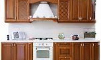 Шкафы для кухни — разбираемся сами