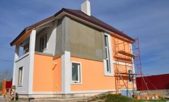 Штукатурка фасада – толстый или тонкий слой