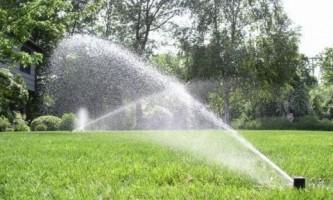 Система полива: нюансы проектирования