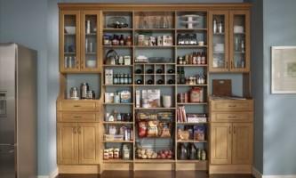 Системы хранения: кладовая и антресоль