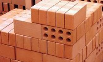 Сколько стоит кирпич? Цена кирпича разного вида для строительства дома