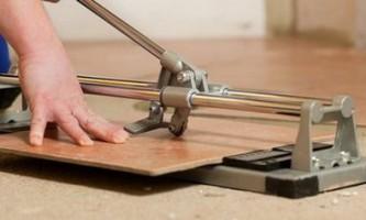 Советы о том, как правильно резать керамическую плитку. Делаем сами.
