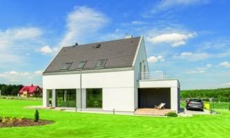 Современный европейский дом: особенности конструкций