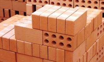 Стены: сколько нужно кирпича? (Таблица)