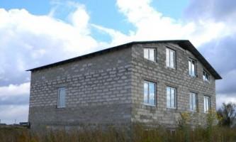 Строим дом из «газа и бетона»