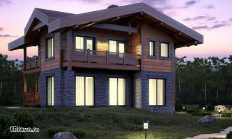 Строительство домов из пеноблоков и бруса - будет ли экономия