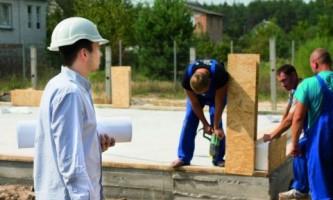 Строительство фундамента: что важно знать