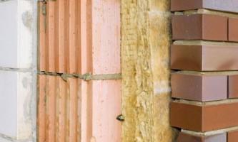 Строительство однослойных стен. Требования к энергоэффективным зданиям