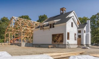 Строительство стен: каркас, газобетон, несъемная опалубка или клееный брус?